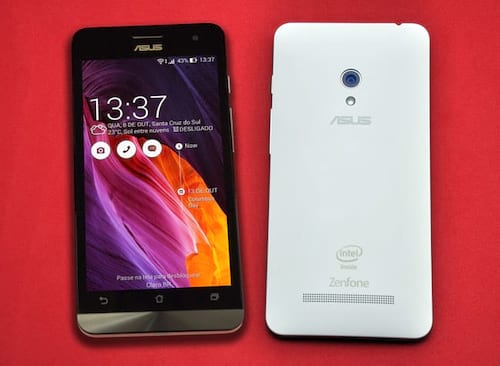 Review Zenfone 5