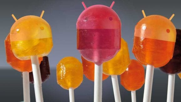 Conheça o novo Android Lollipop