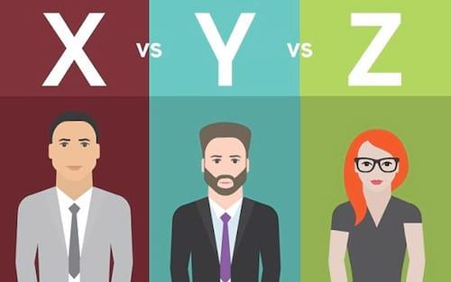 Quais as diferenças entre as gerações X, Y e Z e como administrar os conflitos?
