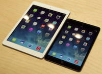 Apple apresenta iPad Air 2 e iPad Mini 3