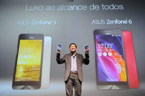 10 mil Zenfones 5 vendidos em menos de 24 horas