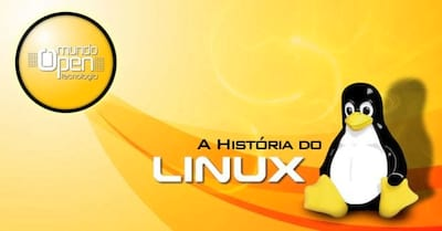 A Hist�ria do Linux