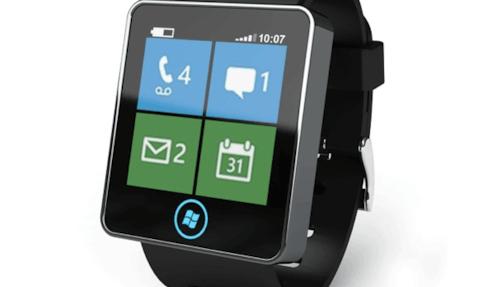Microsoft está próximo de anunciar o seu relógio inteligente