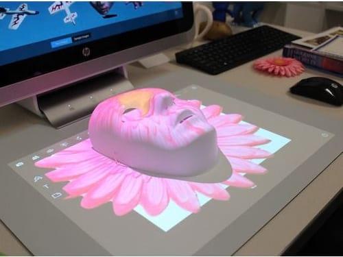 HP anuncia impressora 3D e computador com scanner 3D
