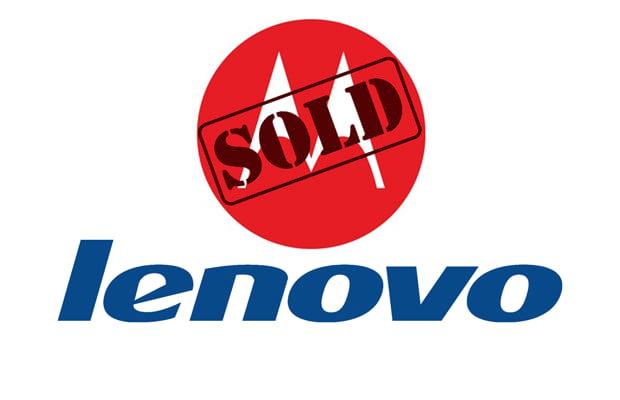 Agora é oficial: Motorola passa a ser subsidiária da Lenovo