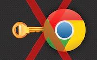 Como fazer o Chrome não salvar suas senhas