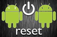 Como resetar o Android para as configurações de fábrica?