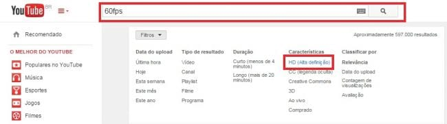 Como assistir vídeos no YouTube em 60 quadros por segundo