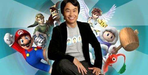 Nintendo não pensa entrar no mercado de smartphones, diz o criador de Mario Bros.