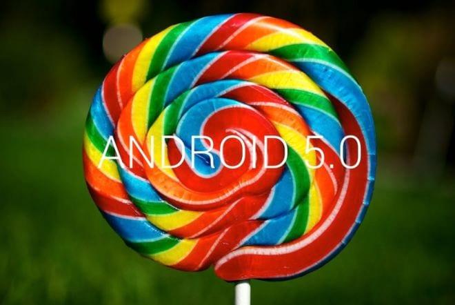 Google libera o download do Android Lollipop