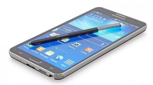 Galaxy Note 4 é lançado no Brasil