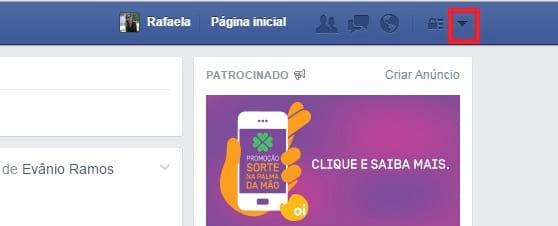 Como apagar o registro de buscas no Facebook