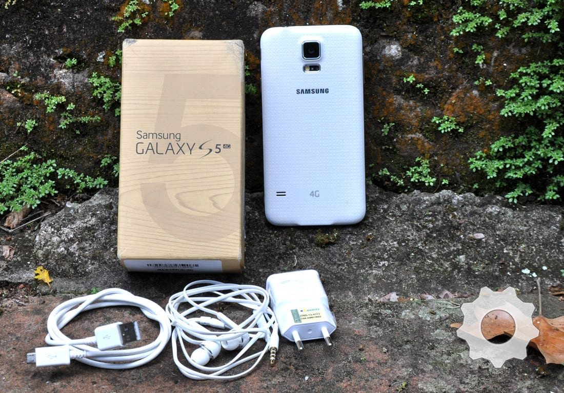Review Galaxy S5