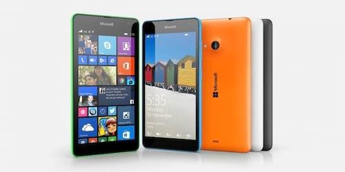 Microsoft revela seu Lumia 535