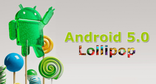 Android 5.0 Lollipop aguarda uma data oficial para chegar ao mercado
