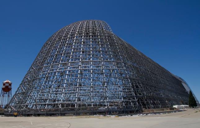 Google será responsável por base aérea da NASA