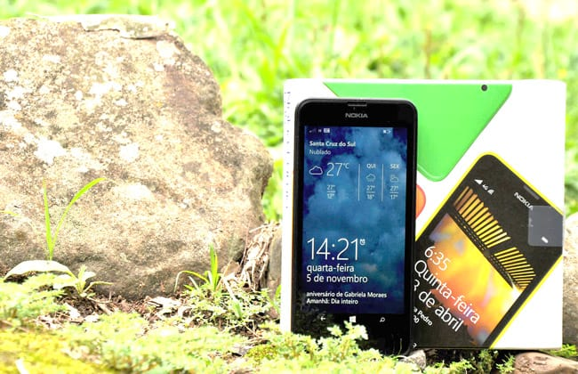 Review Nokia Lumia 635