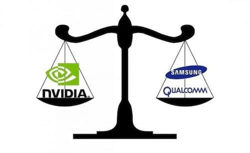Samsung acusa Nvida de violar várias patentes e de fazer alegações falsas de seus produtos
