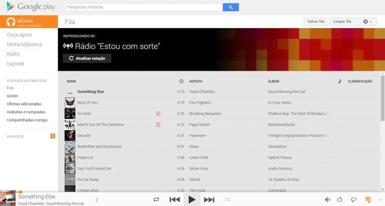 Google Play Música chega com três meses gratuitos para o Brasil