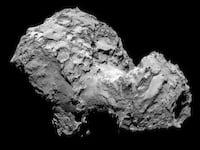 ESA informa detalhes sobre o cometa 67/P Churyumov-Gerasimenko