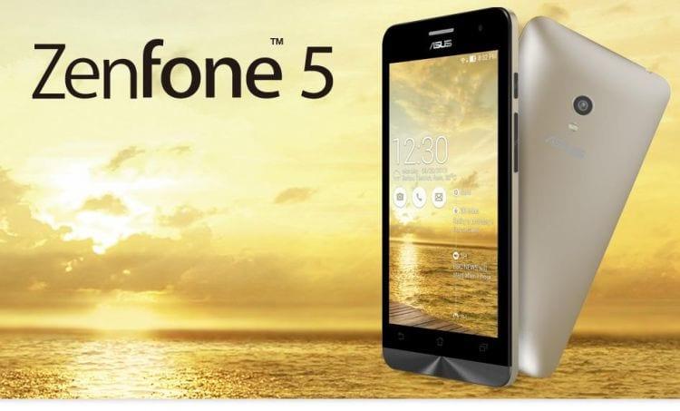 Zenfone 5 disponíveis no Brasil.