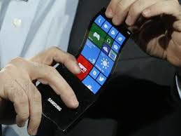 Samsung irá lançar tela flexível para smartphones e outros aparelhos