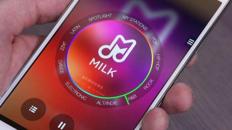 Samsung lança o Milk Video. Conheça