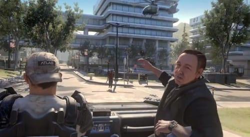 Atores de Hollywood estão sendo atraídos para o mundo dos games