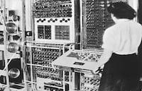 Como foi inventado o computador?