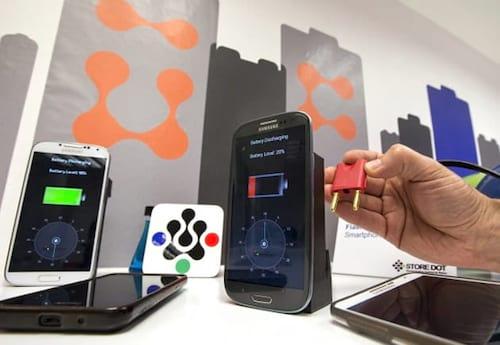 Bateria desenvolvida por empresa carrega em 30 segundos