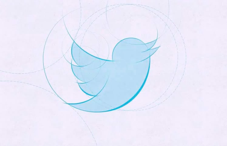 por que o twitter é representado por um pássaro