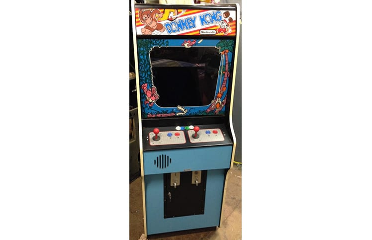 Como foi inventado o arcade?