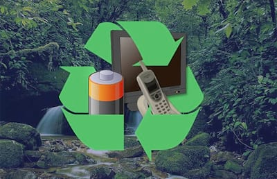 Como descartar lixo eletrônico?