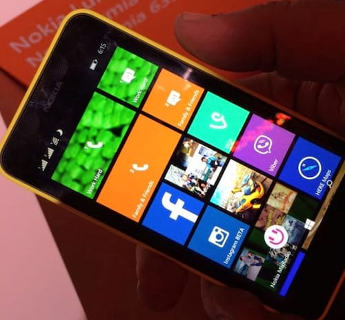 Versão 8.1 do Windows Phone já está presente em mais da metade dos aparelhos