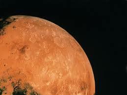 Pessoas poderão enviar mensagens e fotografia à Marte
