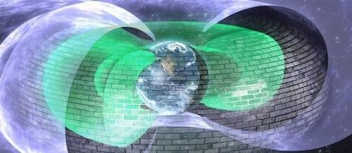 Cientistas encontram escudo invisível que protege a Terra contra a radiação