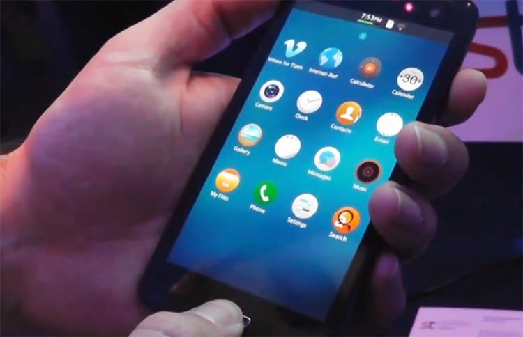Samsung pode lançar smartphone com Tizen ainda neste ano