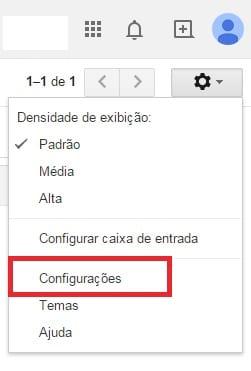 Como alterar a sua imagem no perfil do Gmail