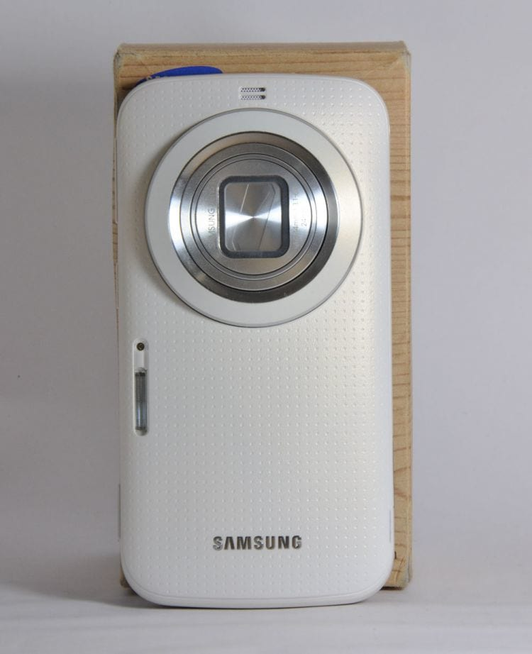 Review Samsung Galaxy K Zoom