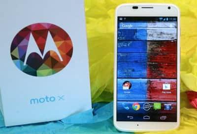 Moto X 2014 come�a a receber atualiza��o de sistema no Brasil