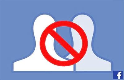 Saiba como bloquear uma pessoa que n�o � sua amiga no Facebook