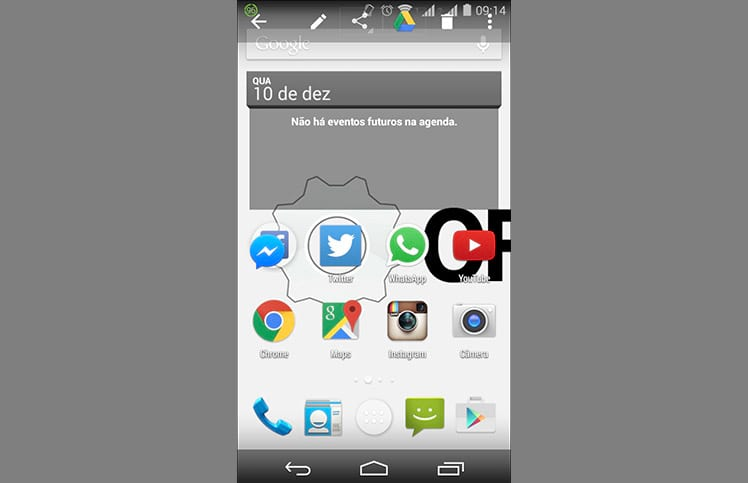Como tirar print screen no Android?