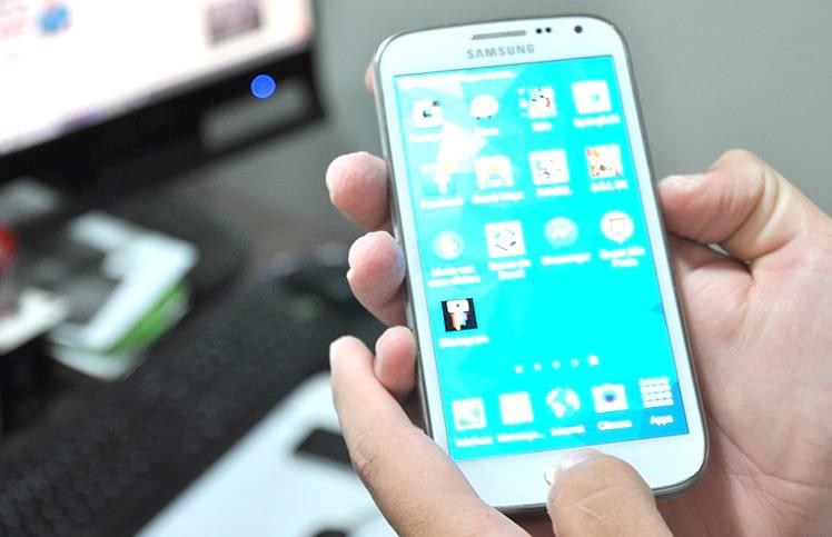 Como tirar print screen no Android?
