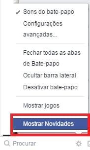 Veja como ativar a barra de notificações lateral do Facebook