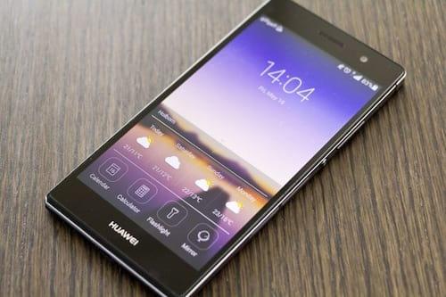 Ascend P7, da Huawei, desembarca no Brasil