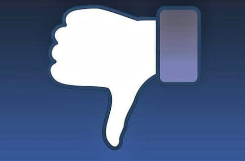 Não curti pode ser o próximo botão do Facebook