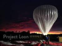 Google fecha acordo com centro espacial para projeto de balões