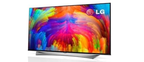 LG passará a usar nova tecnologias em suas TVs a partir de 2015