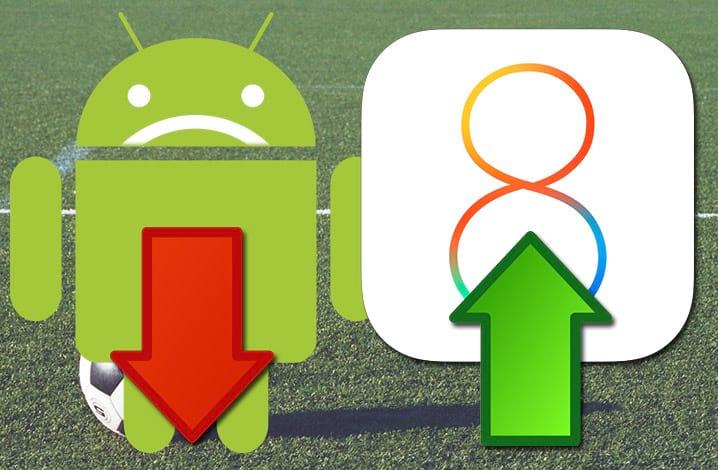 Como migrar contatos do Android para o iOS