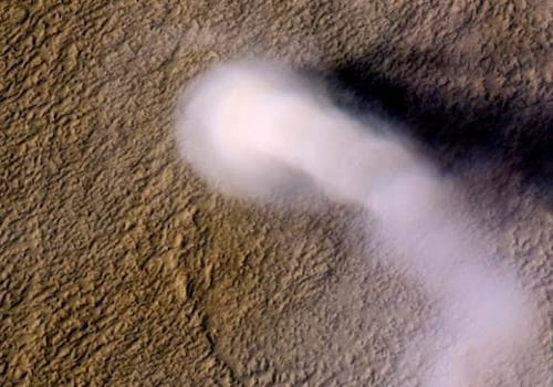 Curiosity detecta emissão de gâs metano em Marte